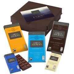 G&B Organic Chocolate Lovers Gift- Small