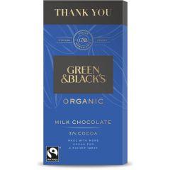 G&B's Thank You Milk 90g Bar
