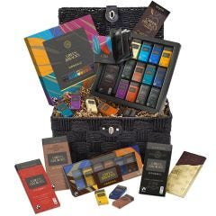 G&B Chocolate Lovers Hamper Basket
