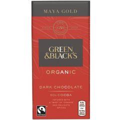 G&B Organic Maya Gold 90g Bar