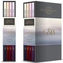 G&B Dark Chocolate Library Box Collection