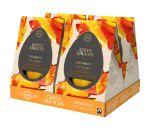 G&B's Organic Butterscotch Milk Chocolate Egg 165g (Box of 4)