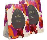 G&B 's Organic Dark Collection Egg 365g