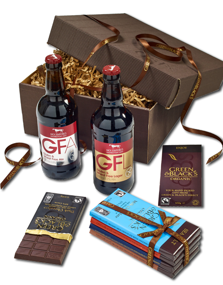 G&B's Chocolate Bars & Beer