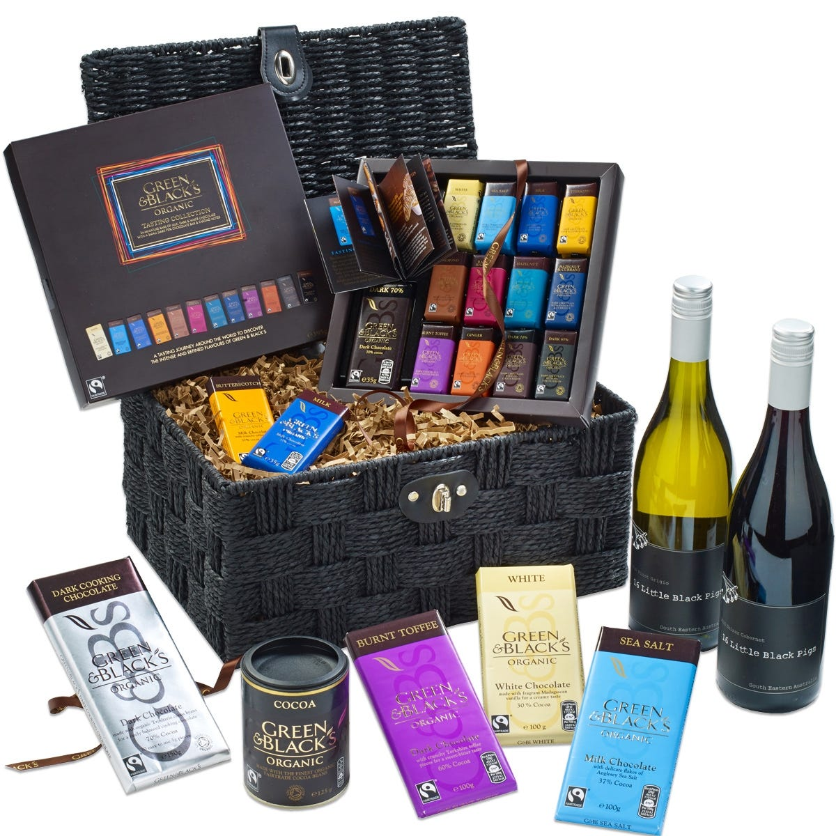 G&B's Chocolate & Wines Hamper
