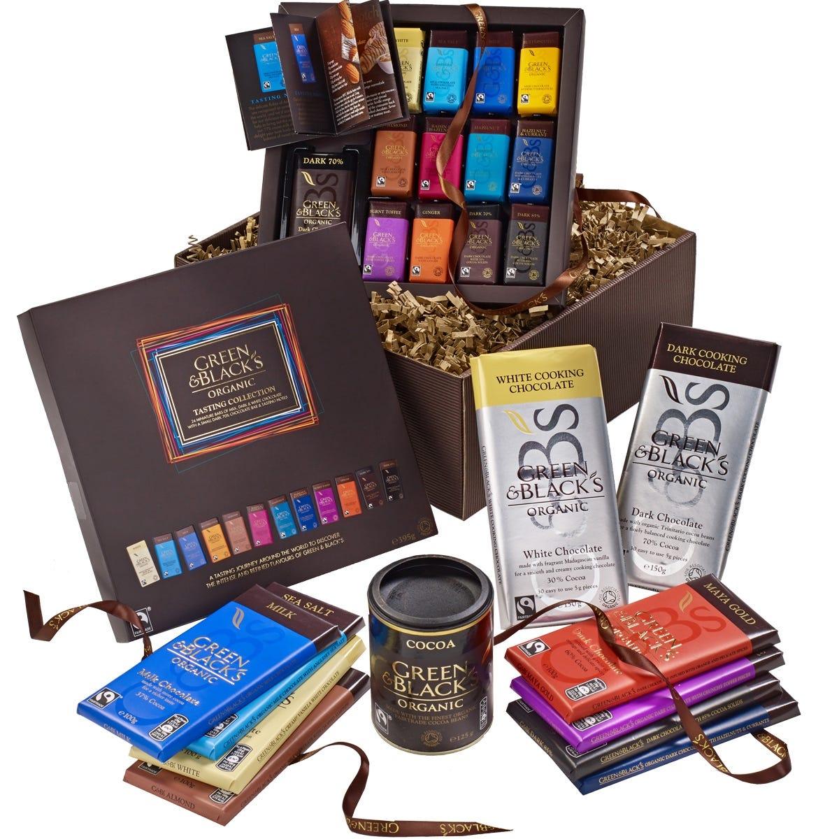 G&B's Chocolate Sharing Hamper
