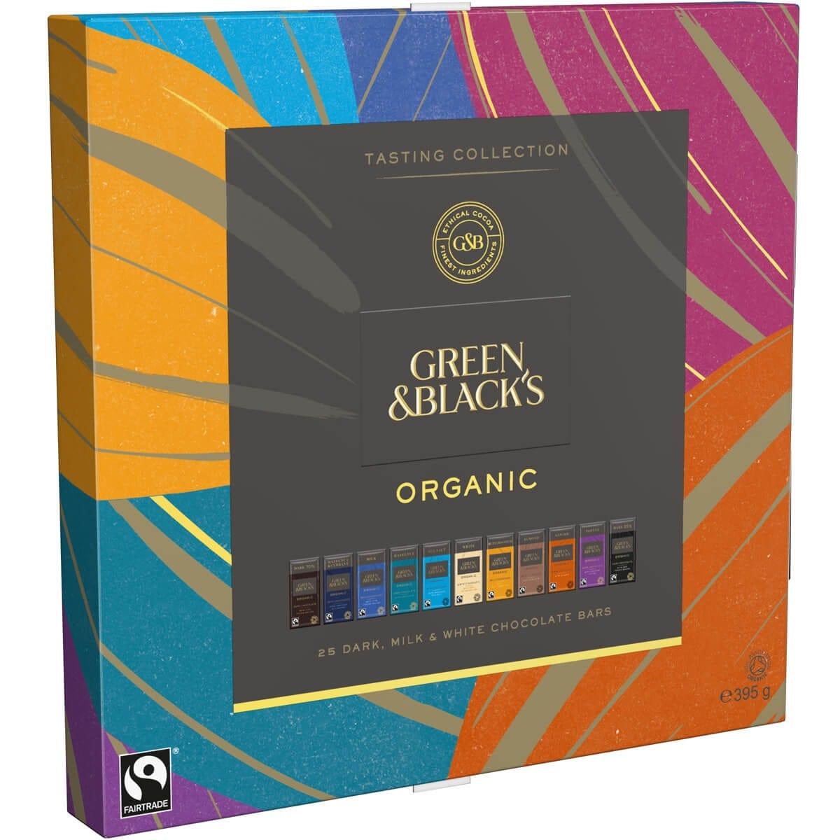 GB Organic Tasting Collecti...