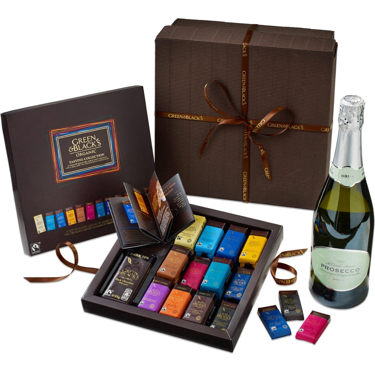 G&B's Organic Tasting Collection & Prosecco