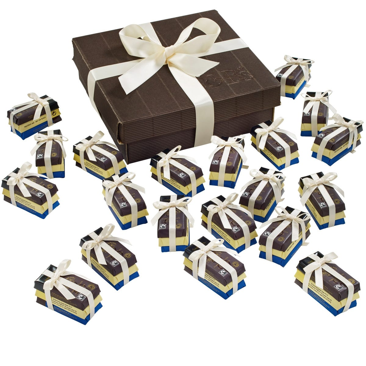 Chocolates G&B's Wedding Favours - Ivory