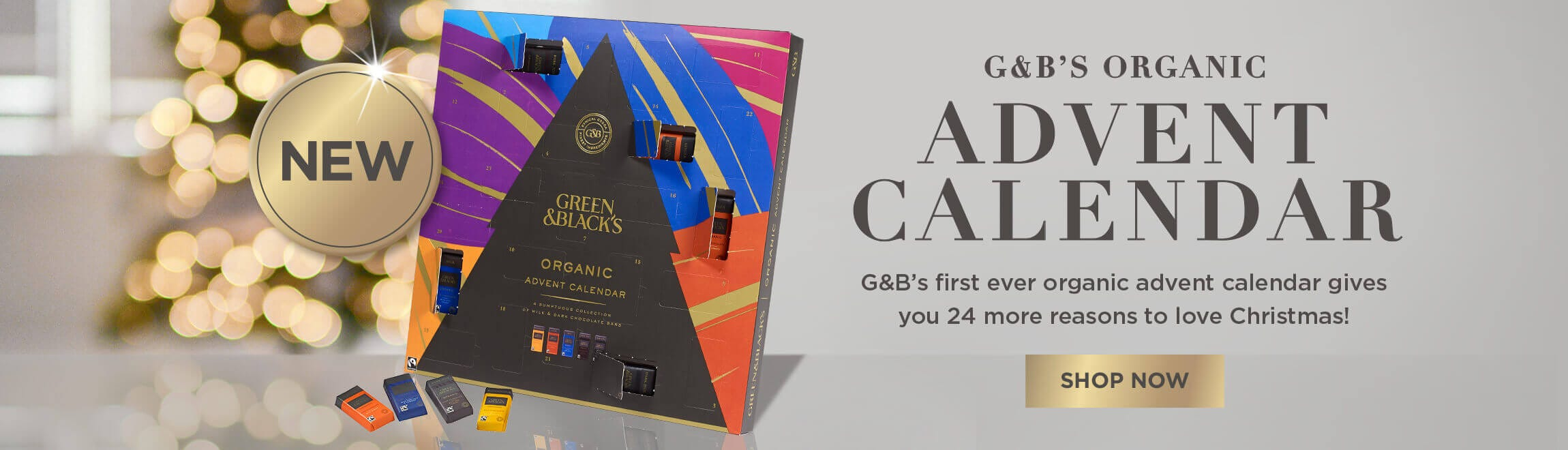 Christmas Organic Advent Calendar