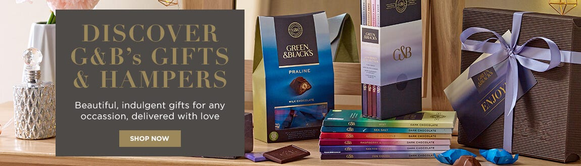 G&B's Luxury Chocolate Hampers