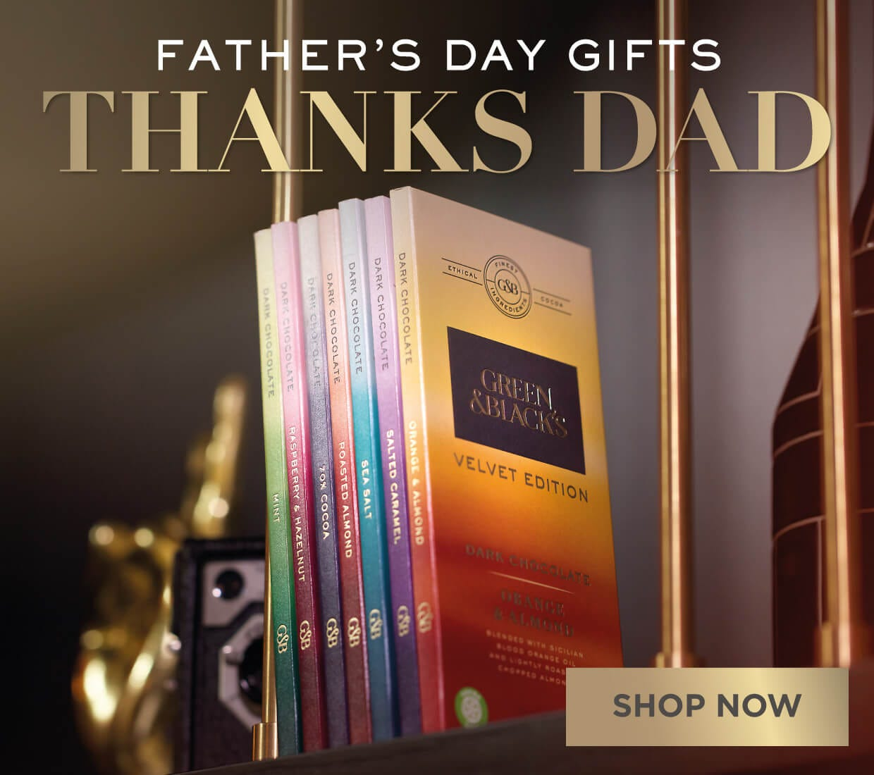 Father's Day Chocolate Gifts Hub