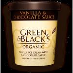 Vanilla & Chocolate Sauce
