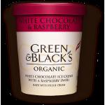 White Chocolate & Raspberry